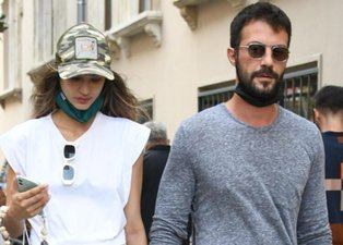 Lider Şahin yeni sevgilisi Ecem Çırpan ile yakalandı! Yaş farkı şaşırttı