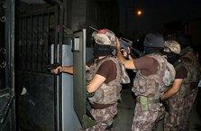 Adana'da PKK/KCK'ya şafak vakti baskın!