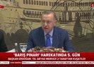 Cumhurbaşkanı Erdoğan: Suriye'nin kuzeyinde terör devletinin kurulmasına müsaade etmeyeceğiz |Video