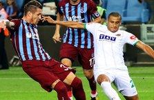 Trabzonspor maçında ilk 11'ler belli oldu