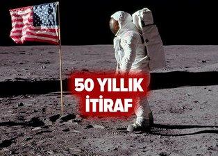 Buzz Aldrin Ay fotoğrafı hakkında 50 yıl sonra itiraflarda bulundu! NASA astronutu Buzz Aldrin...