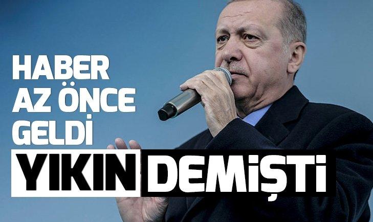 Bugün yıkılıyor! Başkan Erdoğan talimatı vermişti