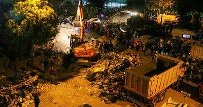 Avrupa'dan İzmir depremi nedeniyle dayanışma mesajları