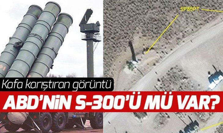 ABD'nin S-300 füzesi mi var?