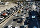 Son dakika: İstanbul'da kısıtlama öncesi trafik yoğun! Yine erken başladı