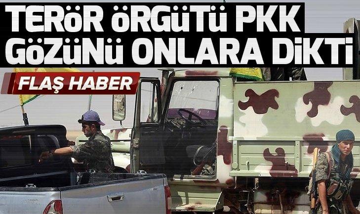 Terör örgütü PKK/YPG gözünü çocuk ve gençlere dikti