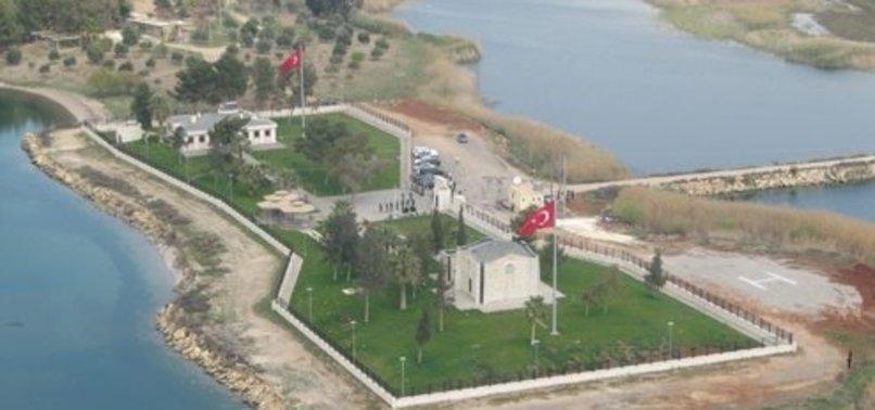 Işık: Süleyman Şah Türbesi eski yerine taşınacak