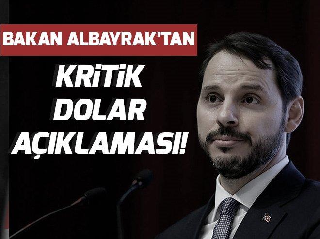 Bakan Albayrak: Dolar artık güvenilirliğini yitirdi