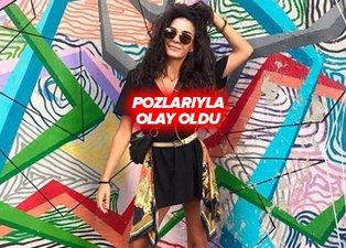 Hercai'nin Reyyan'ı Ebru Şahin fotoğraflarıyla sosyal medyayı salladı! Ebru Şahin kimdir?