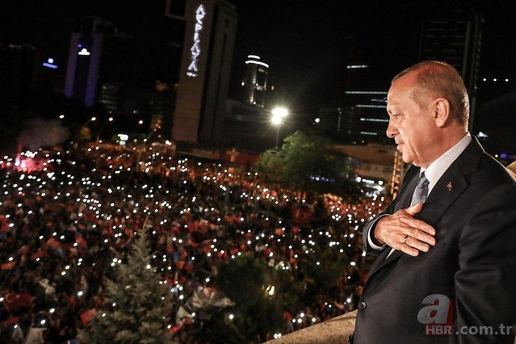 Erdoğan'ın zaferi kıtaları bile aştı!.