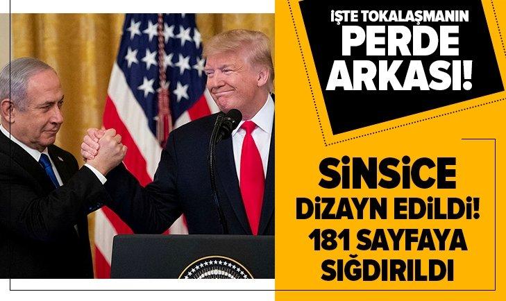 TRUMP'IN SÖZDE BARIŞ PLANININ PERDE ARKASI!