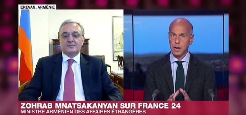 Ermenistan'ı Türkiye korkusu sardı! ''Türkiye'nin bizi vurmasından endişe ediyoruz''