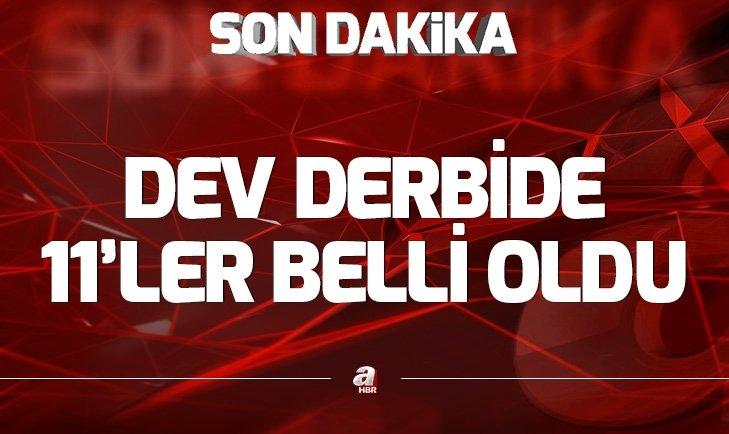 Fenerbahçe - Beşiktaş maçı saat kaçta, hangi kanalda?