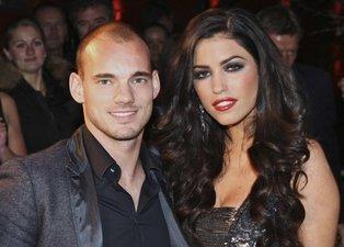 Wesley Sneijder ile eşi Yolanthe Cabau arasında sular durulmuyor! Şimdi de…