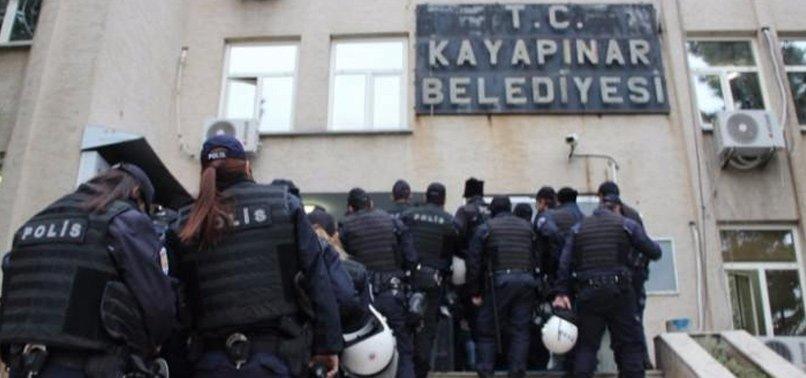BELEDİYEDE ÇALIŞAN 390 KİŞİ PKK'LI YAKINI ÇIKTI!