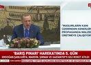 Başkan Erdoğan açıkladı! İşte 'Barış Pınarı' harekatında etkisiz hale getirilen terörist sayısı |Video
