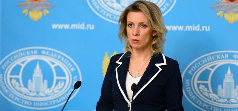 RUSYA'DAN AB'YE TÜRKİYE ÇIKIŞI: KABUL EDİLEMEZ