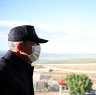 Milli Savunma Bakanı Hulusi Akar Suriye sınırında!