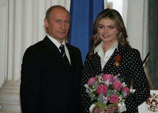 Putin'in 35 yaş küçük sevgilisi Alina Kabaeva hakkında flaş iddia! Herkes Putin'in sevgilisini merak ediyordu...