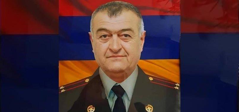 Ermeni ordusunun Dehşet lakaplı komutanı Albay Artur Galstyan öldürüldü!