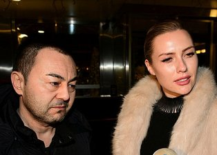 Serdar Ortaç'tan eski eşi Chloe Loughnan'a tepki: Demek ki coştu