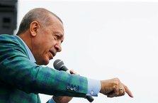 A Haber, Erdoğan'ın kuluçka yuvası dediği Mahmur Kampı'nın girişini görüntüledi!