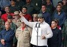 ABD Maduro'yu yakalatana 15 milyon dolar ödül verecek