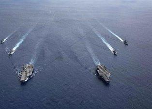Bu kareler dünyayı şoke etti! ABD ve Çin arasında sular durulmuyor