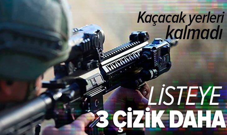 Son dakika: İçişleri Bakanı Süleyman Soylu'dan flaş terör operasyonu açıklaması! O listelerdeki 3 terörist etkisiz hale getirildi