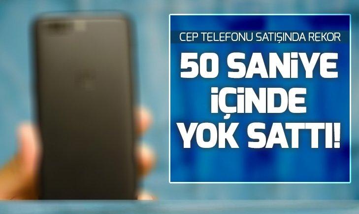 50 SANİYEDE YOK SATAN TELEFON!