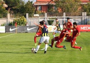 U21 Derbisinde kazanan belli oldu