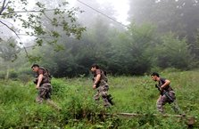 PKK'lı terörist iş makinesi operatörüne teslim oldu