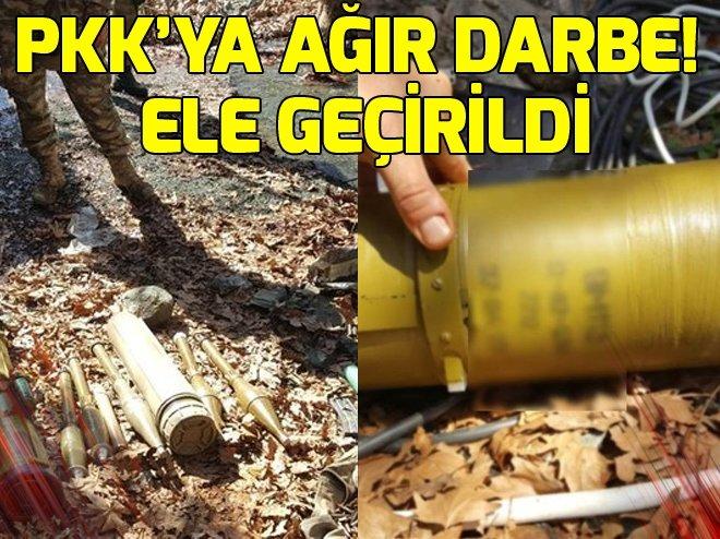 ABD BESLEMESİ PKK'YA AĞIR DARBE