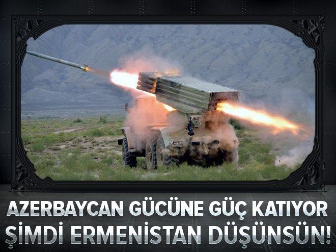AZERBAYCAN, PAKİSTAN'DAN GELİŞMİŞ SİLAHLAR ALACAK