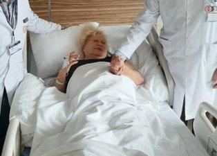 Usta sanatçı Muazzez Abacı sevenlerini korkuttu! Ameliyata alındı