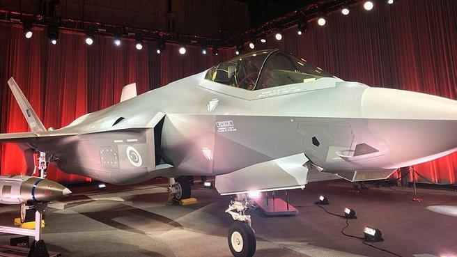 F-35'ler törenle Türkiye'ye teslim edildi