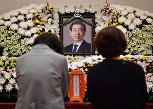 Güney Kore'de Seul Belediye Başkanı'nın dünyayı sarsan ölümü! Şoke eden detay ortaya çıktı