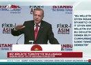Başkan Erdoğan'dan tepki: O moderatör denilen zat... |Video