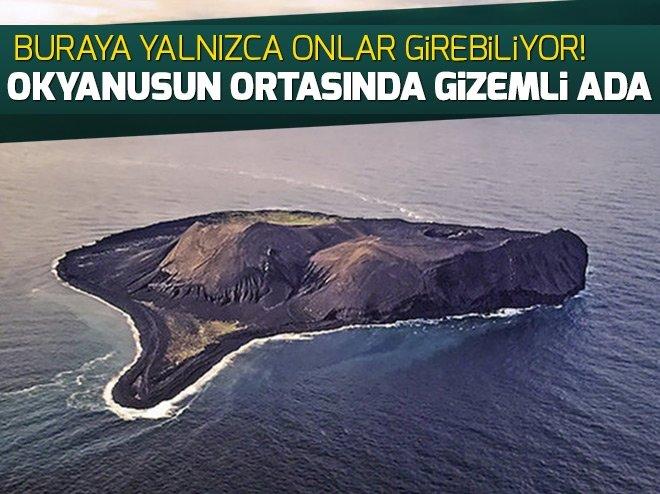 Okyanusun ortasında gizemli ada: Buraya girmek yasak!