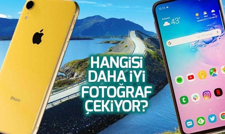 Hangi telefonun kamerası daha iyi?