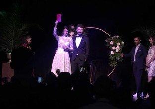 Asena Tuğal ve Şahin Irmak evlendi