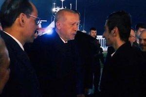 Başkan Erdoğan Bayburtlu Yusuf ile görüştü