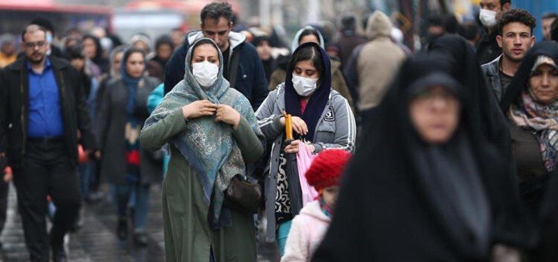İran'da son 24 saatte corona virüs nedeniyle 51 kişi hayatını kaybetti