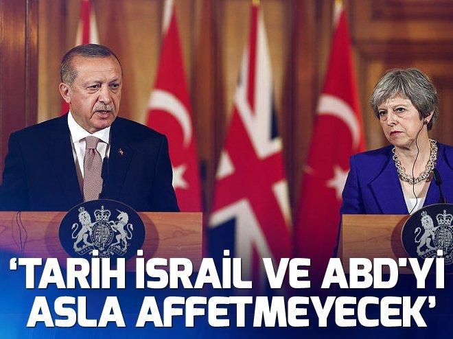 Tarih İsrail ve ABD'yi asla affetmeyecek