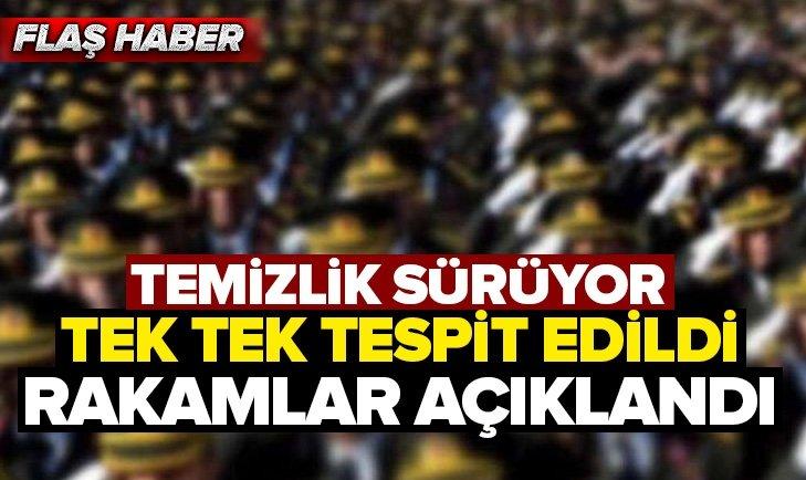 TSK FETÖ'NÜN BELİNİ KIRDI