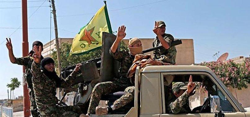 O ÜLKE DE YPG'YE DESTEK VERİYOR