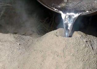 Karıncalar inşa etti! Bilim adamları o görüntülere inanamadı