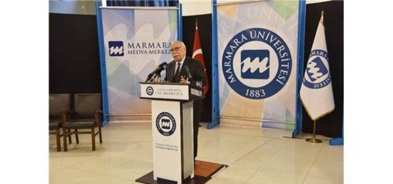 MARMARA İLETİŞİM'DE İLK DERS NABİ AVCI'DAN!