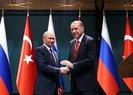 Gözler Erdoğan-Putin görüşmesinde