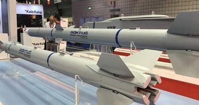 İlk hava füzeleri atış testlerine hazırlanıyor